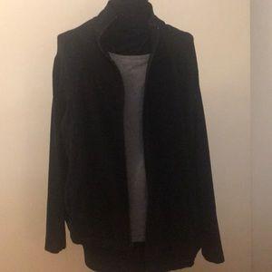 Old Navy black active jacket / Size XXL